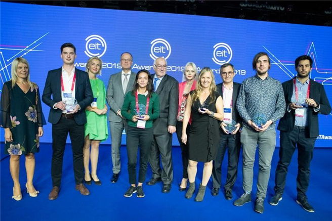 EIT Awards winners 2019 © European Institute of Innovation and Technology (EIT)