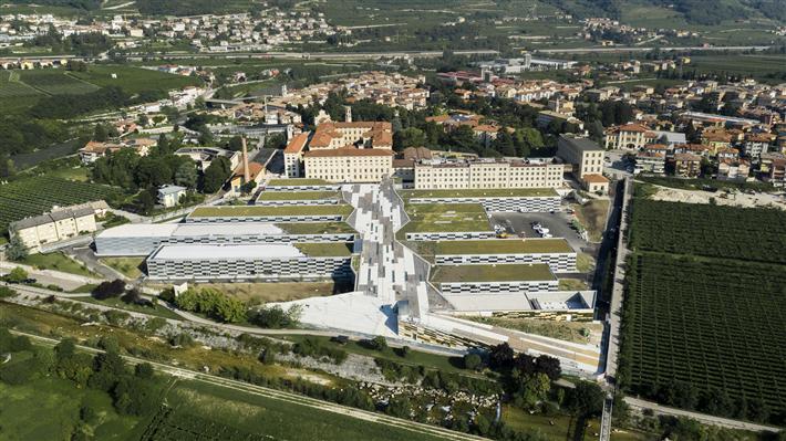 Die Progetto Manifattura mit der Be Factory in Trentino © Trentino Sviluppo S.p.A.