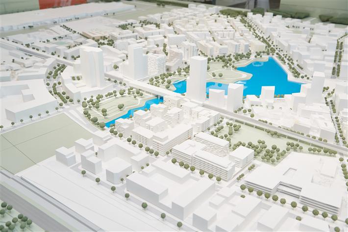 ® Leo Hagen / Innovationskongress Digital Findet Stadt 2021
